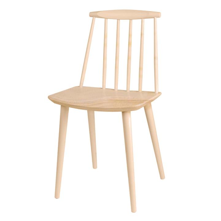 J77 Chair Hay en hêtre (naturel)