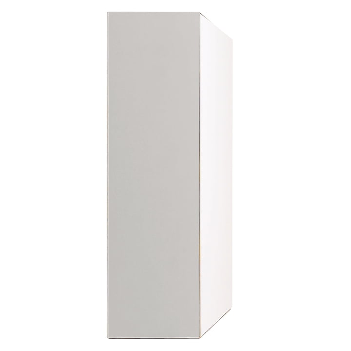 Müller Möbelwerkstätten - Flatbox, blanc - fermé, côté