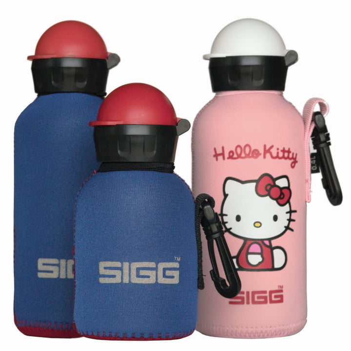 Sigg - Enveloppe néoprène Kids - Groupe