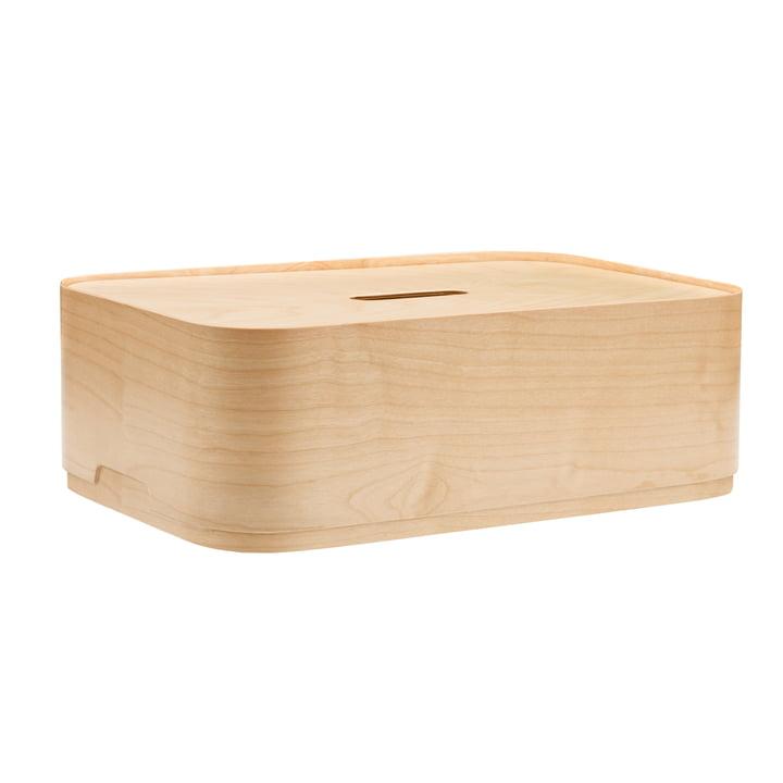 Iittala - Vakka Box, hêtre, petit