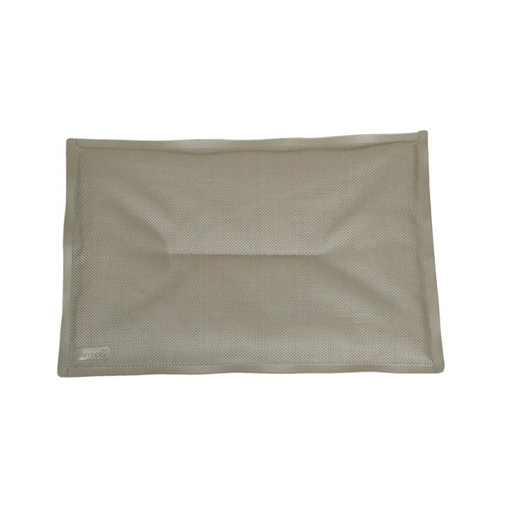 Coussin de siège pour bistrot Chaises pliantes de Fermob en noix de muscade