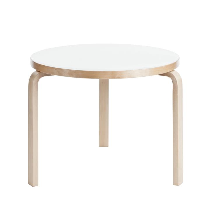 Artek - Table 90B blanche