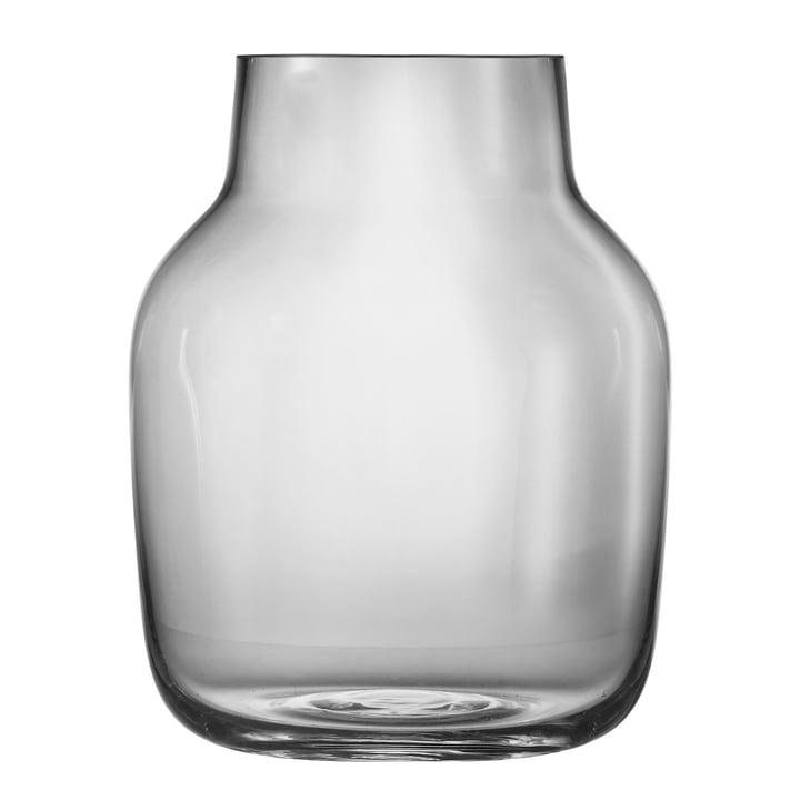 Muuto - Silent Vase, gris grand