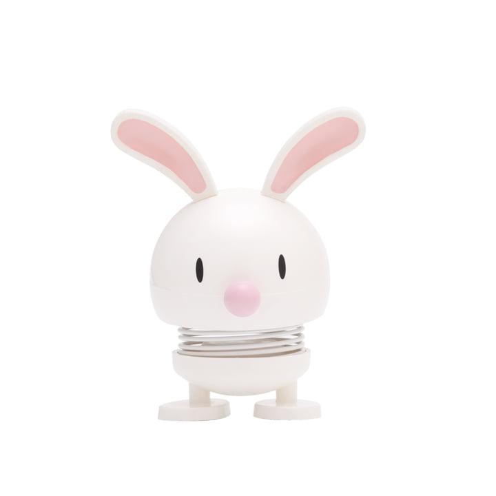 Hoptimist - Bunny Bimble, blanc, petit format