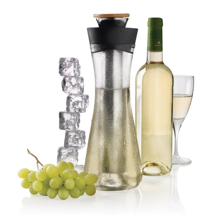 XD Design - Carafe à vin blanc Gliss - représentation en situation