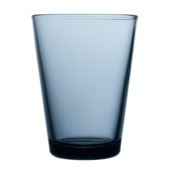 Iittala - Verre à boire Kartio 40 cl, bleu pluie