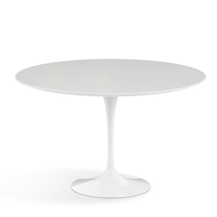 Knoll - Table Saarinen Ø 120 cm, blanc