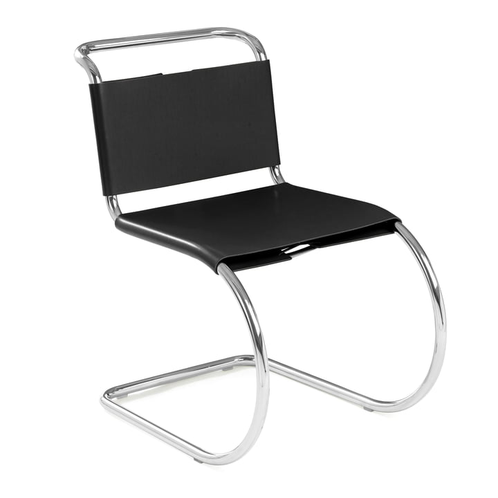 Knoll - Chaise d'appoint MR