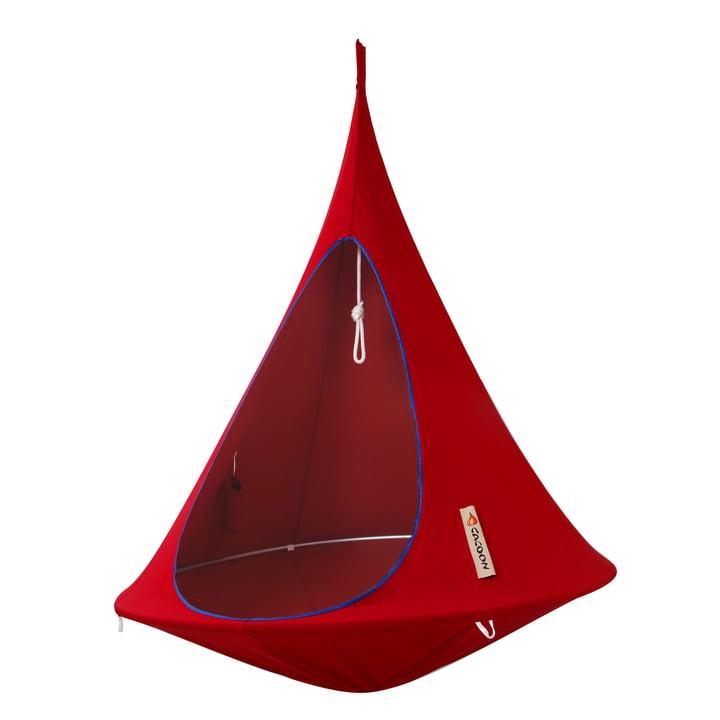 Cacoon - Single siège suspendu, chili red