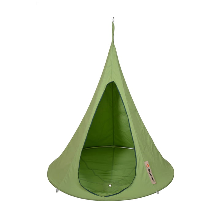 Fauteuil suspendu Bebo, vert feuille de Cacoon