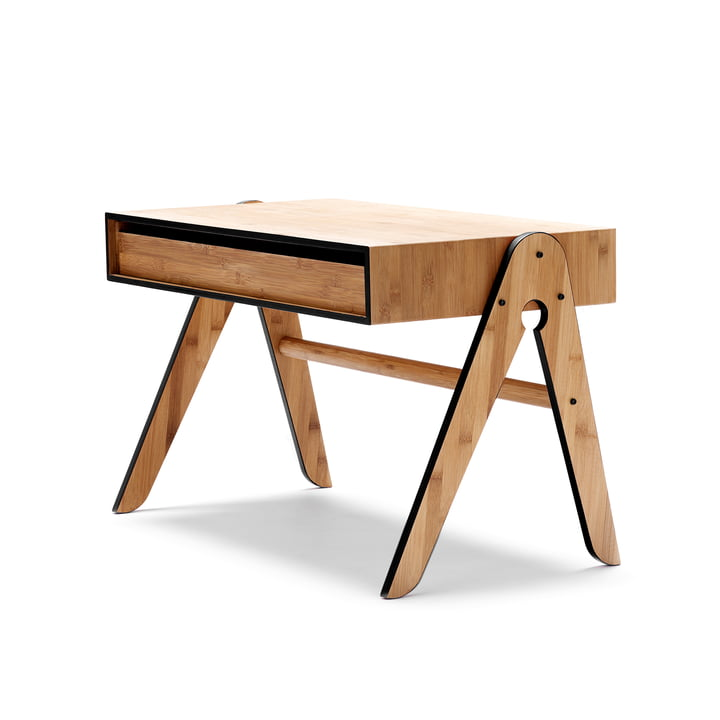 We do wood - Geo's Table, noir