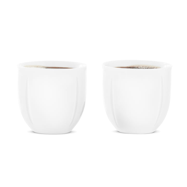 Rosendahl - Tasse isolante Grand Cru Soft (lot de 2), 22 cl, blanc
