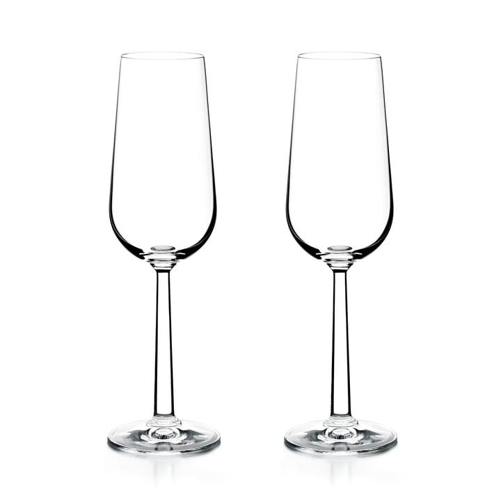 Rosendahl - Flûtes à champagne Grand Cru (lot de 2), 24cl