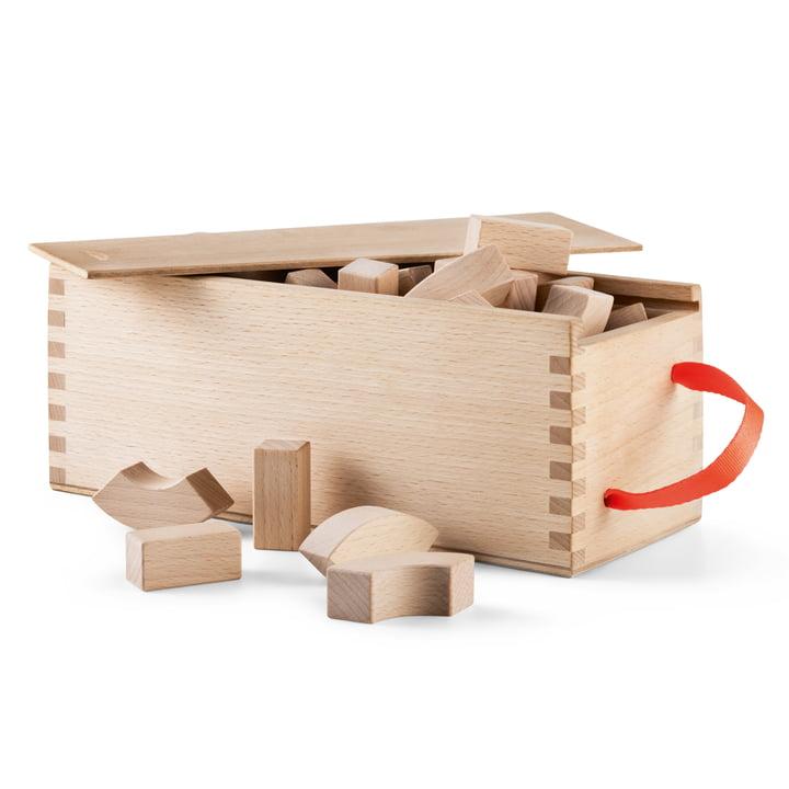 Kay Bojesen - Blocs de construction en bois Alphabet