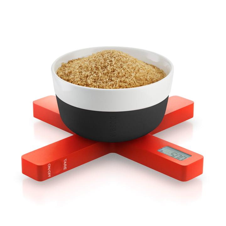 Eva Solo - Balance de cuisine numérique, orange, sucre