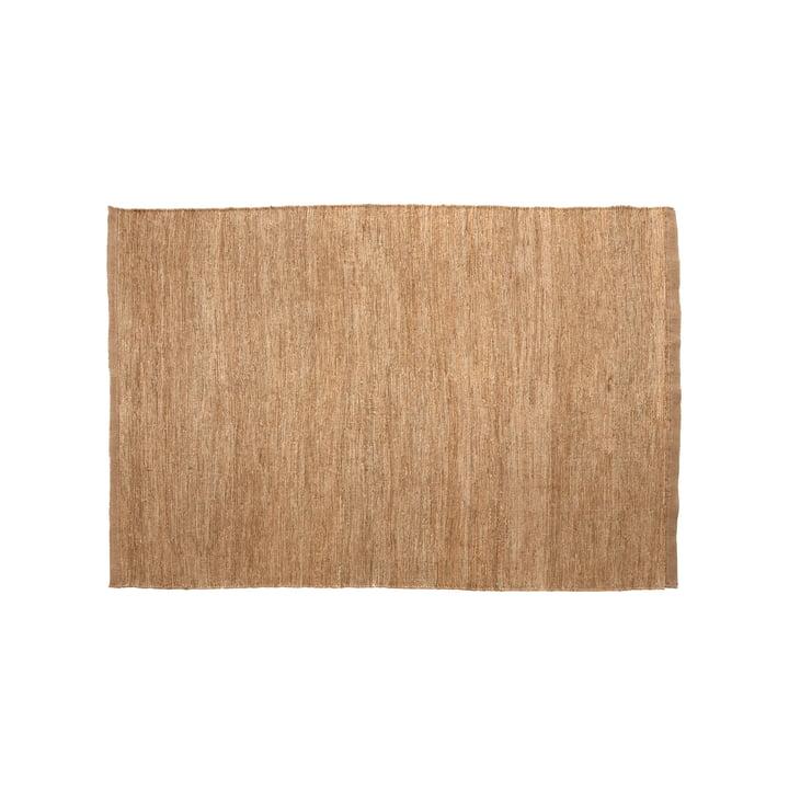 nanimarquina - Tapis Knitted 170x240cm, naturel