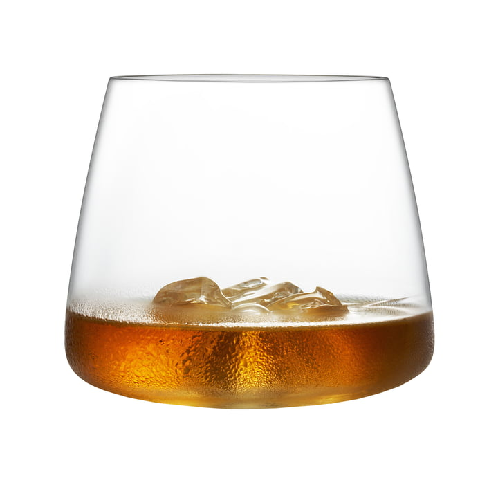 Publication du catalogue : Normann Copenhagen - Whisky Verre