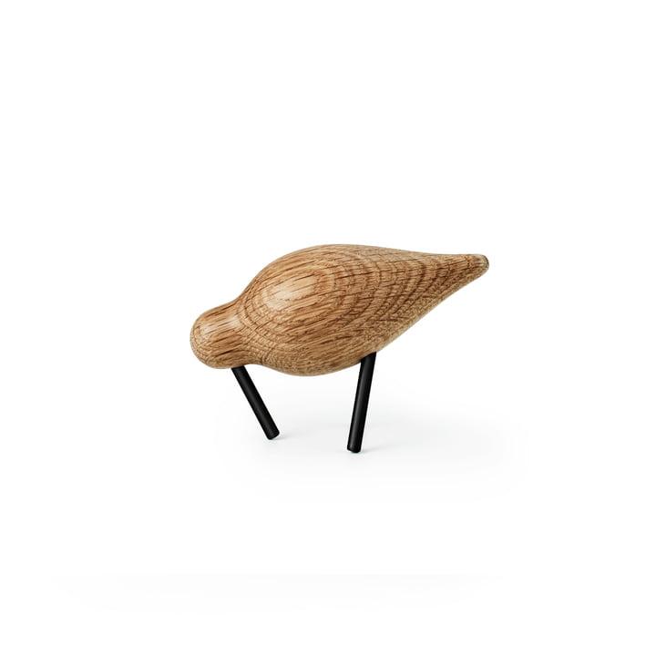 Shorebird Small de Normann Copenhagen en chêne/noir