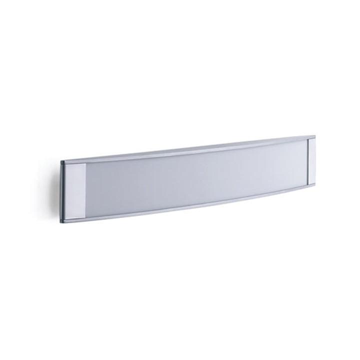 Luceplan - Applique murale et plafonnier Strip D22/1 EL, poli