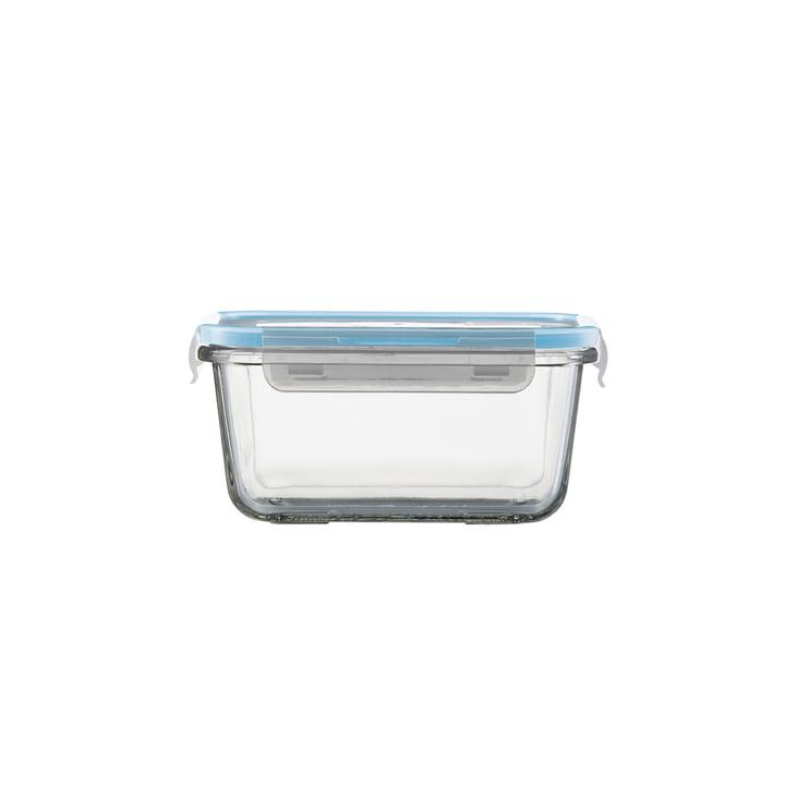 Jenaer Glas - Plat en verre avec couvercle Cucina 550ml