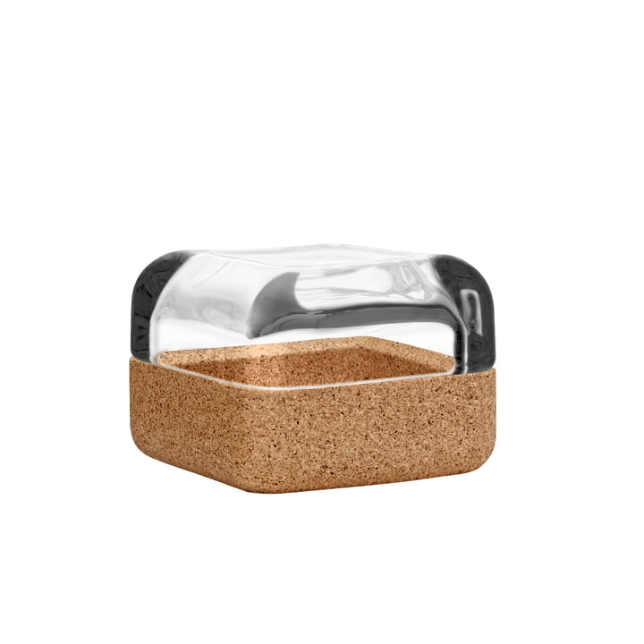 Iittala - Vitriini 60x60mm clear/cork