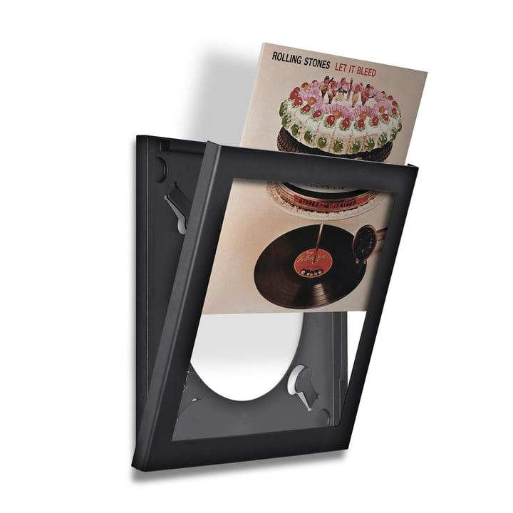 Cadre Flip Frame by Art Vinyl en noir
