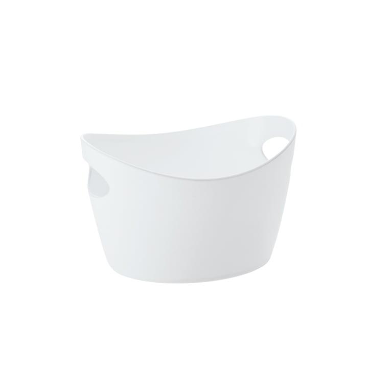 Koziol - Baquet Bottichelli Utensilo XXS, blanc