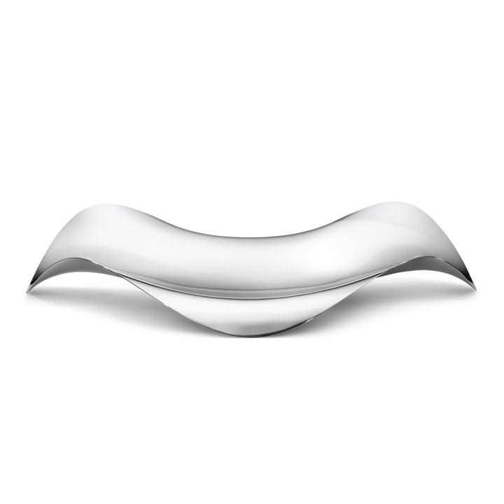 Georg Jensen - Coupelle Cobra, ovale