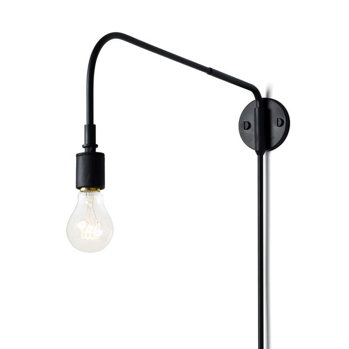 Menu - Lampe Warren, noire