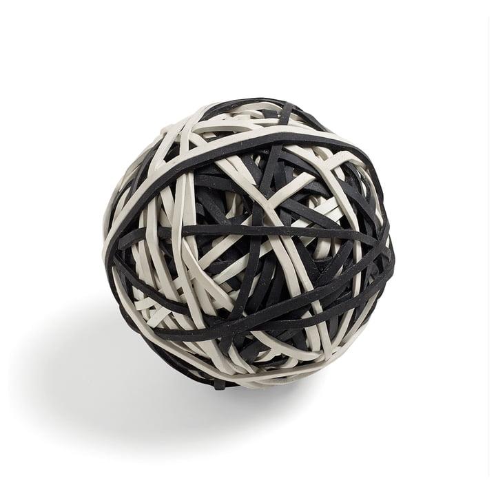 Hay - Elastic Ball, noir / blanc