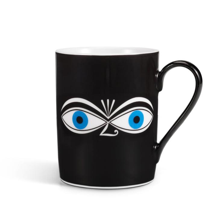 Vitra - Coffee Mug, Eyes bleu