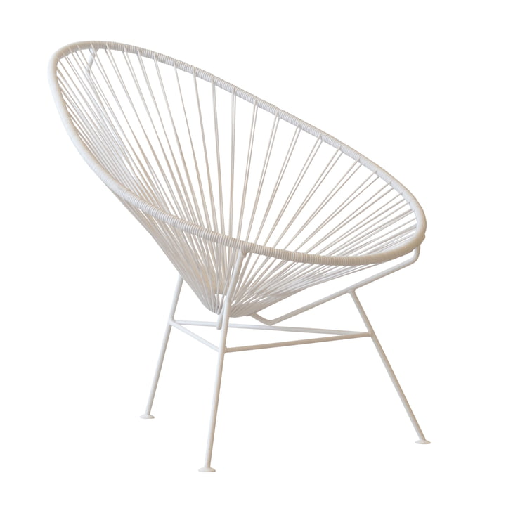 OK Design - Chaise Acapulco, blanc