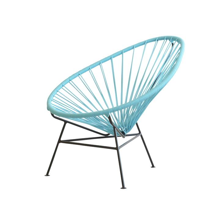 OK Design - The Acapulco Mini Chair, bleu clair