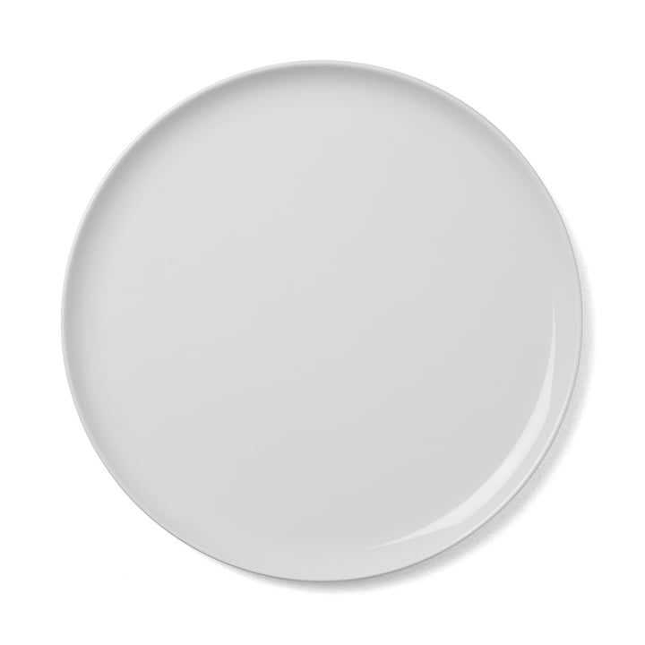 Menu - Assiette New Norm Ø 27 cm en blanc