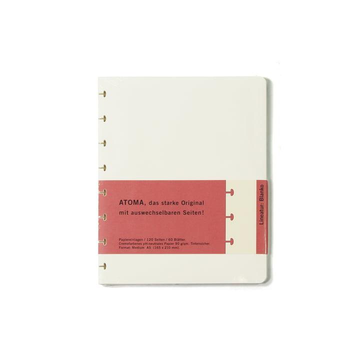 Atoma - Recharge Classic 165 x 210, blanco
