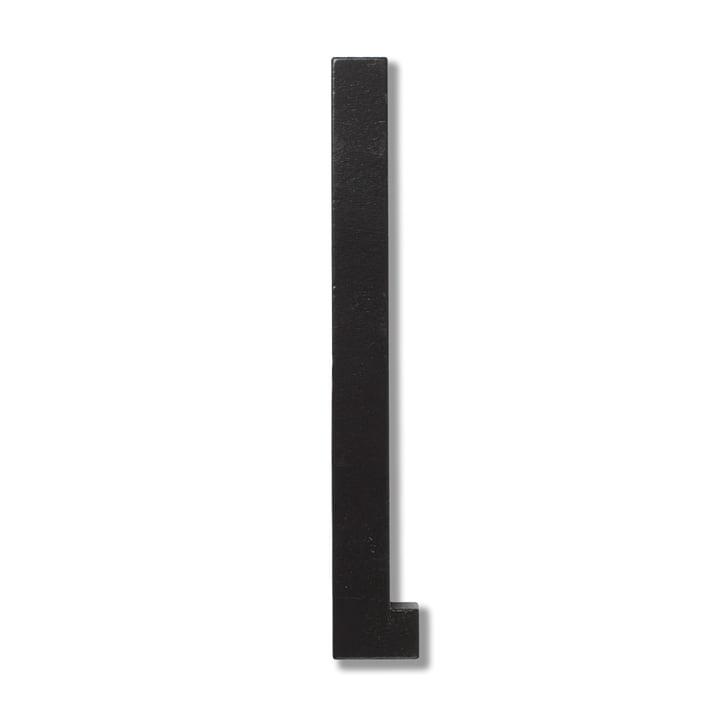 Wooden Letters Indoor L de Design Letters en noir