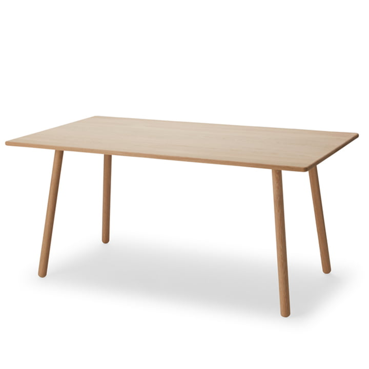 Skagerak - Georg table de salle à manger en chêne