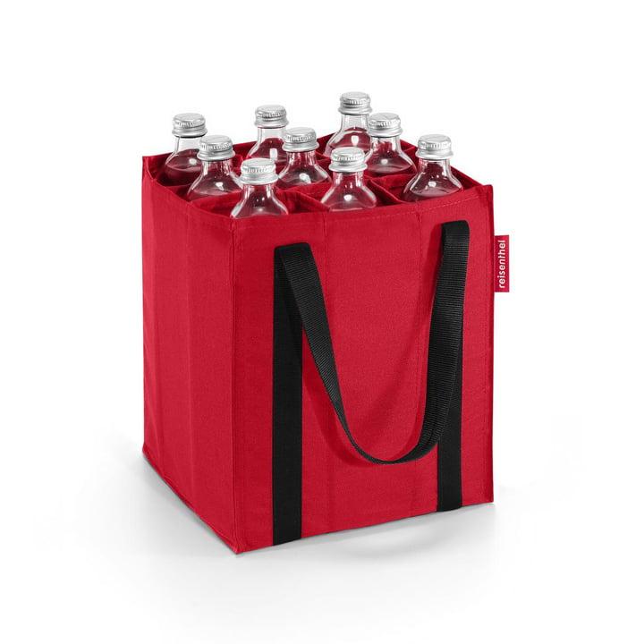 reisenthel - sac de bouteille en rouge