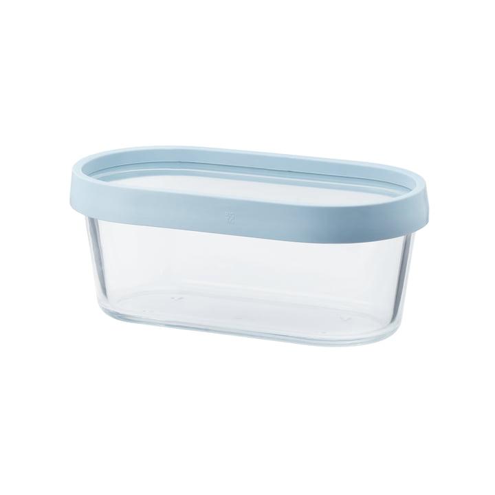 Rig-Tig by Stelton - Plat pour four/congélateur Cook & Freeze, moyen format, bleu