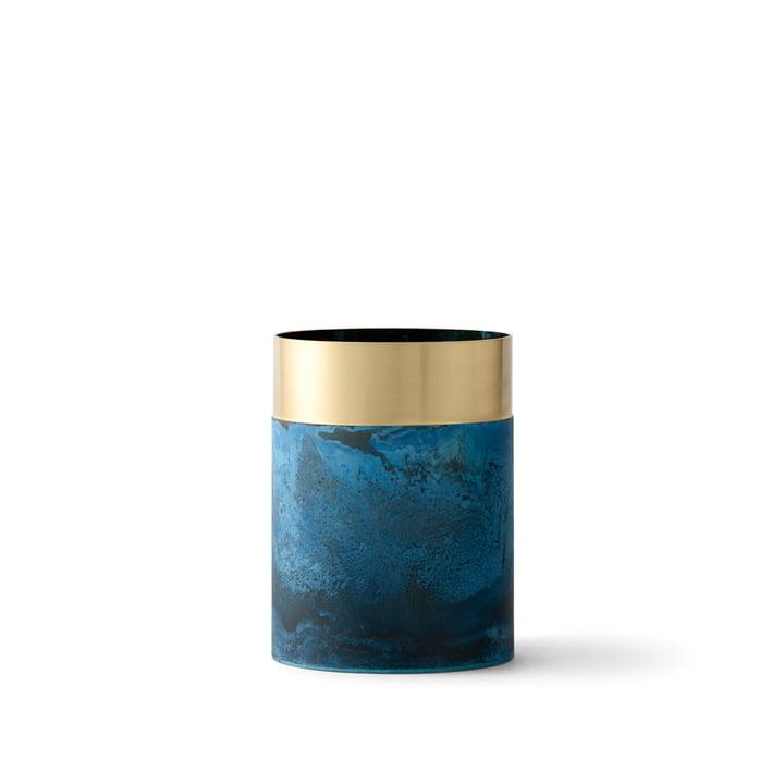 & Tradition - Vase True Colour LP5, laiton bleu
