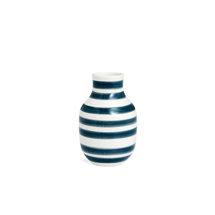Omaggio Vase H 125 de Kähler Design dans le gris granit