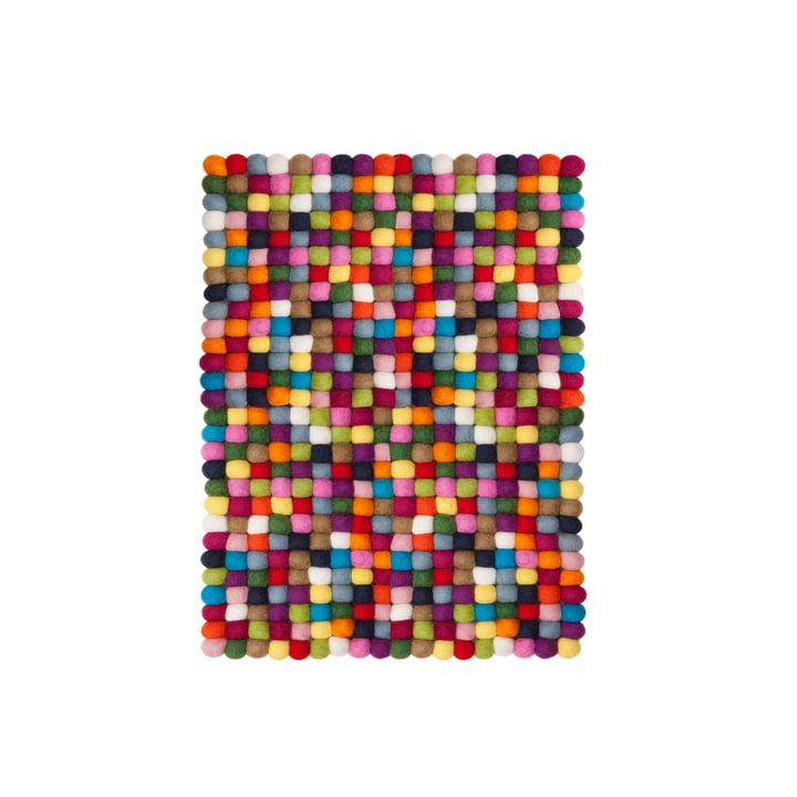 Tapis rectangulaire Lotte, 70x100cm de myfelt