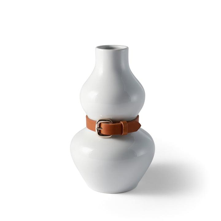 Design House Stockholm - Vase Alba en blanc
