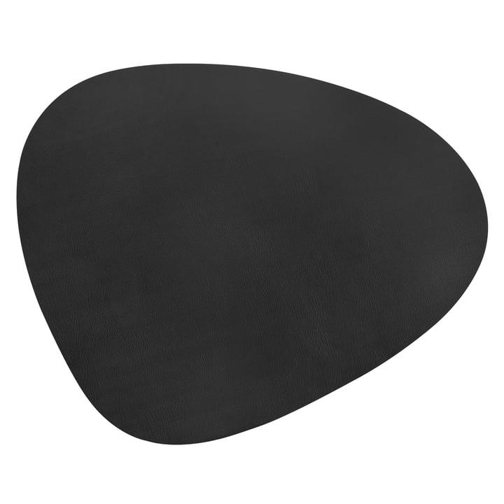 LindDNA - Floormat Curve XXXXL, taureau noir