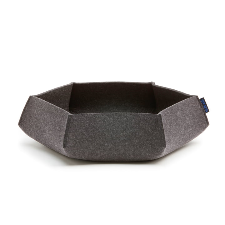 Hey Sign - Coupe Comba, anthracite