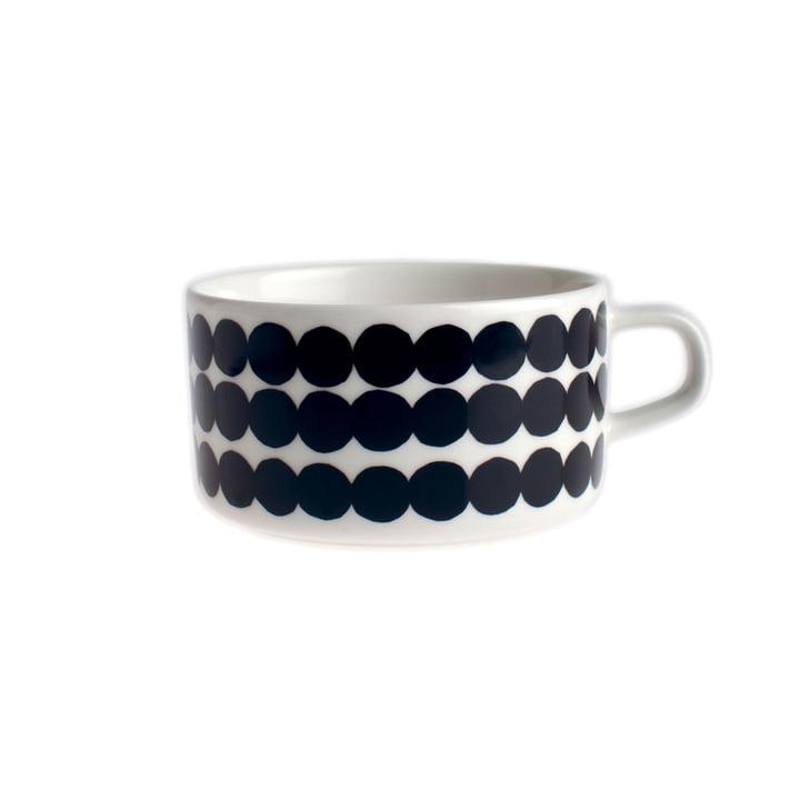 Tasse à thé avec anse Oiva Siirtolapuutarha de Marimekko