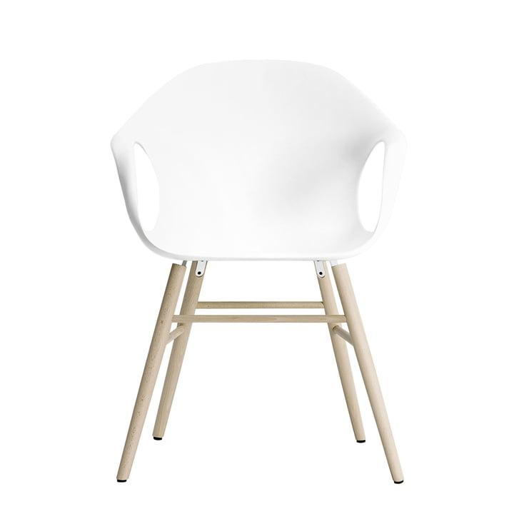 Kristalia - Chaise Elephant en blanc