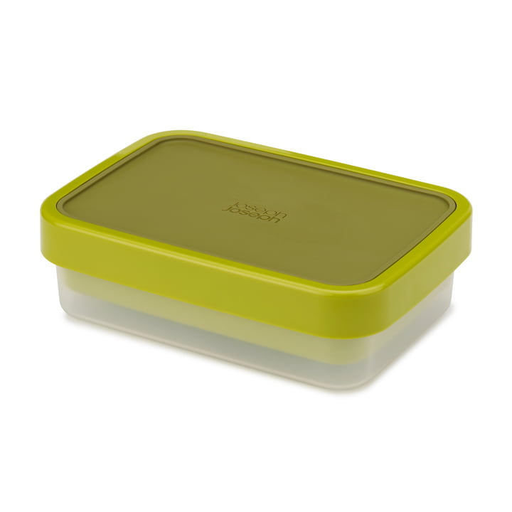 Lunch box GoEat de Joseph Joseph en vert