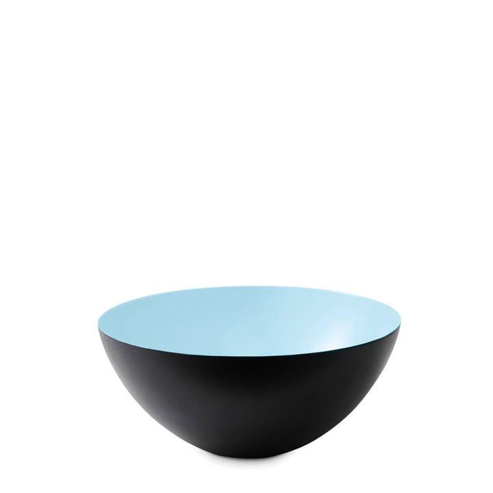 Normann Copenhagen - Bol Krenit, bleu clair, 4,1xØ8,4cm