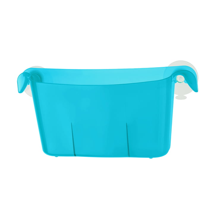 Koziol - Miniboks Utensilo, turquoise translucide